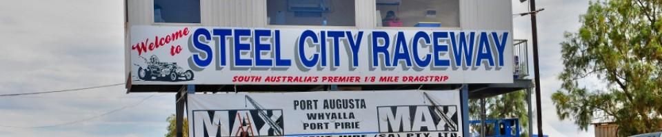 Steel City Drag Club    - 1/8th Mile Drag Strip
