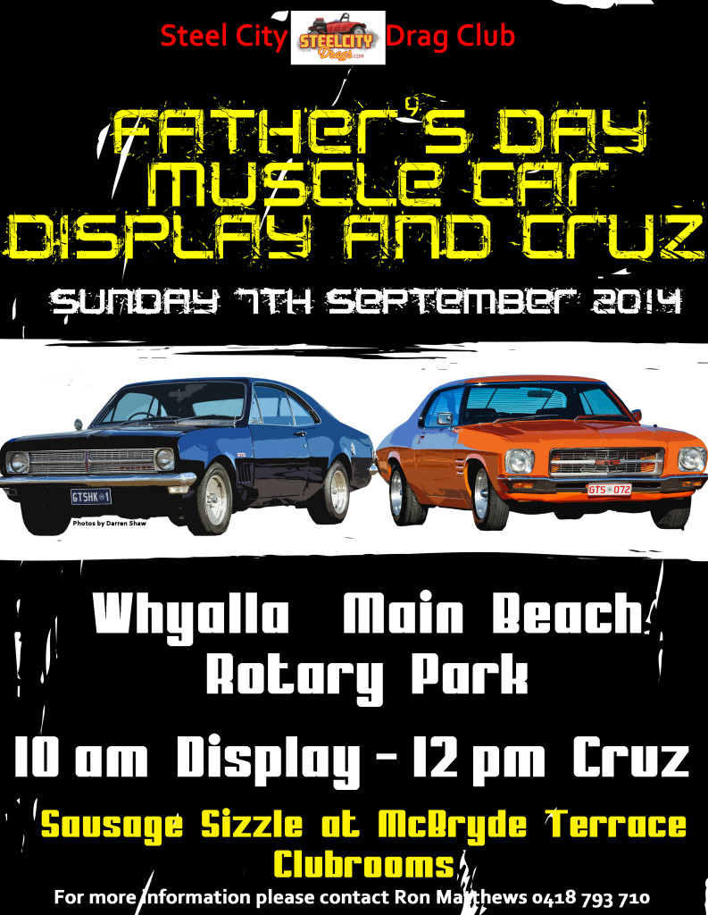 Fathers Day Cruz Poster 1